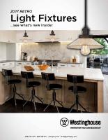 Westinghouse Retro Fixtures