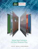 Commercial and Industrial Doors