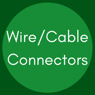 Wire/Cable Connectors