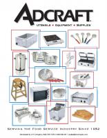 Adcraft Catalog