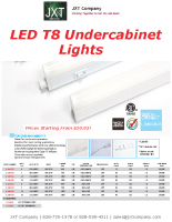 LED T5 Undercabinet